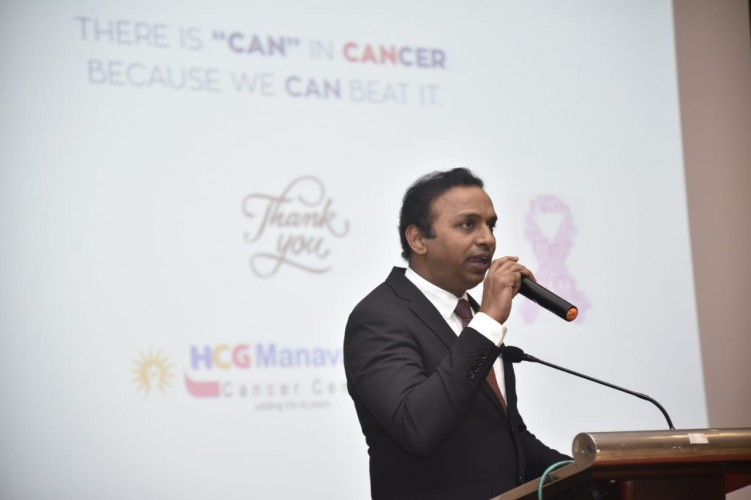 Dr Raj Nagarakar Surgical oncologist breast, thoracic and Robotic Srvices