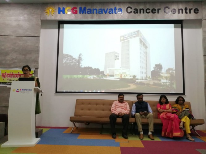 Cancer Awareness Health Talk