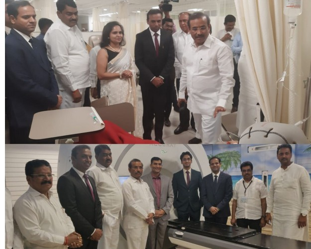 Robotic Surgery Lounge and Operation Theatre Inauguration