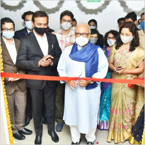 Inaugural ceremony of the Department of Nuclear Medicine in HCG Manavata Cancer Centre Nashik