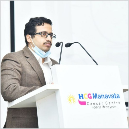 Dr Chaitanya Borde HCG Manavata Cancer Centre Nashik
