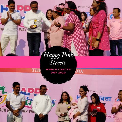 Happy Pink Streets 2020
