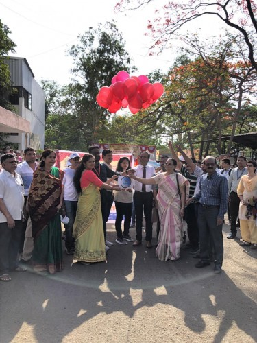 HCG Manavata Cancer Centre Nashik World No Tobacco Day 2019